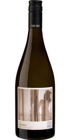 Four Vines Naked Chardonnay 750ml