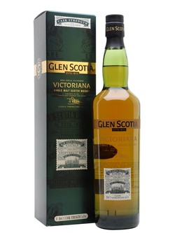 Glen Scotia Victoriana Single Malt Scotch Whisky Campbeltown 750ml