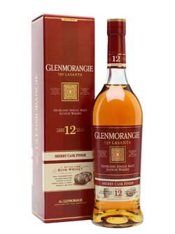 Glenmorangie Lasanta Single Malt Scotch Whisky Highlands 750ml