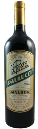 La Posta Angel Paulucci Malbec 750ml