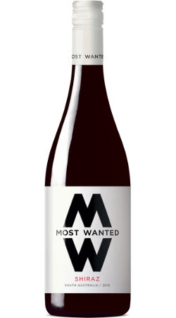 Most Wanted Shiraz 750ml