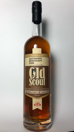 Smooth Ambler Old Scout Bourbon BBF Cask#1 750ml