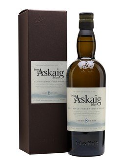 Port Askaig 8 Year Old Single Malt Scotch Whisky Isaly 700ml