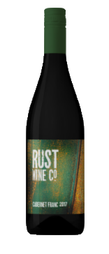 Rust Wine Co. Cabernet Franc 750mL