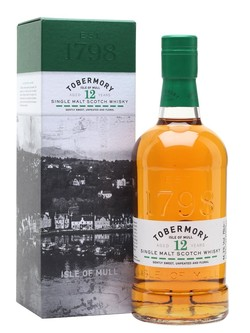 Tobermory 12 Year Old Blended Scotch Whisky 750ml
