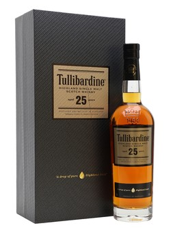 Tullibardine 25 Year Old Single Malt Scotch Whisky Highlands 750ml