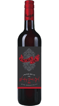 Vintage Ink Whisky Barrel Aged Red Blend 750ml