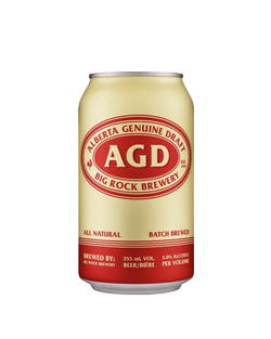 Aberta Genuine Draft Lager 6 x 355ml