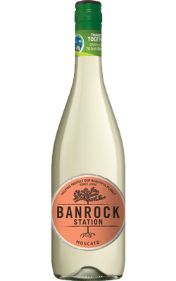 BanrockStation Moscato 750ml