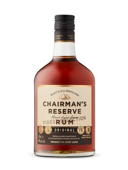 St Lucia Chairman's Reserve Aged Rum 700mL