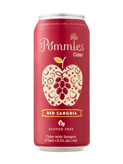 Pommies Sangria 473ml