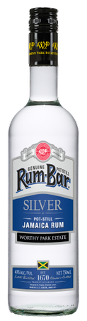 Worthy Park Rum-Bar Silver Silver Rum 750ml