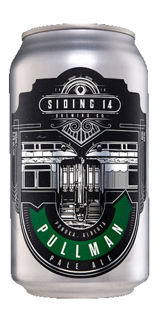 Siding 14 Brewing Co. Pullman Pale Ale 6 x 355ml Cans
