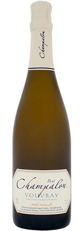 Champlour Sparkling Vouvray Chenin Blanc 750ml