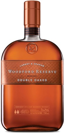 Woodford Reserve Double Oaked Boubon 750ml