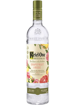 Ketel One Botanical Grapefruit & Rose Vodka 750ml