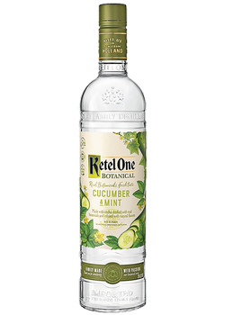 Ketel One Botanical Cucumber & Mint Vodka 750ml