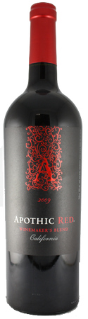 Apothic Red Red Blend 750ml