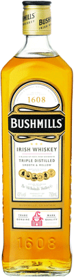 Bushmills Original Irish Whisky 750ml