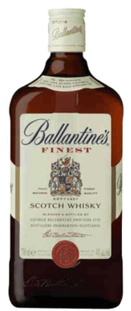 Ballantines Scotch Whisky 750ml