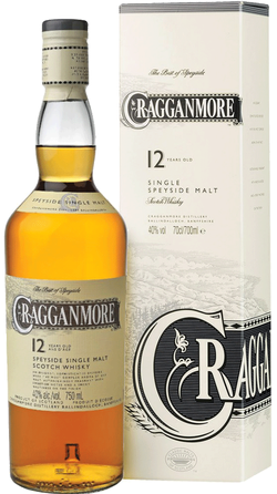 Cragganmore 12 Yr. Old Scotch Whisky 750ml