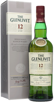 Glenlivet 12 Yr. Old Scotch Whisky 750ml