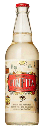 Pompita Sangria Madrid 750ml