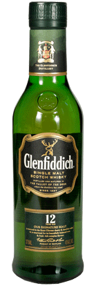 Glenfiddich 12 Yr. Old Scotch Whisky 375ml