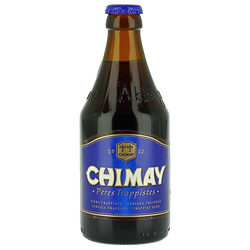 Chimay Blue Cap Ale Strong Dark Ale 330ml