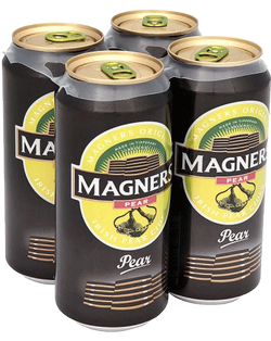 Magners Pear Cider 4 x 500ml