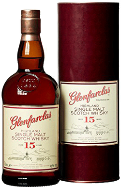 Glenfarclas 15yr Old Scotch Whisky 750ml