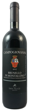 San Felice Brunello di Montalcino Campogiovanni DOCG Red Blend 750mL