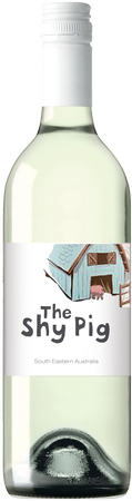 The Shy Pig Gerwurztraminer - Riesling 750ml