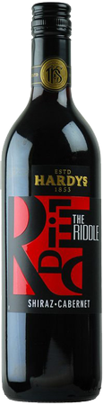 Hardys Riddle Shiraz Cabernet Sauvignon 750ml