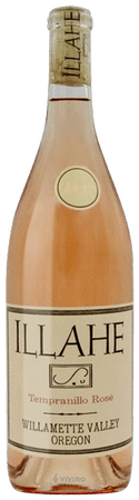 Illahe Willamette Valley Tempranillo Rose 750ml