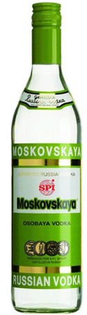 Moskovskaya Vodka 750ml