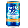 Palm Bay Pineapple Mandarin Orange 6 x 355ml