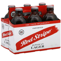 Red Stripe Lager 6 x 330ml