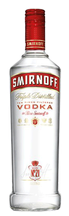 Smirnoff Red Label Vodka 750ml