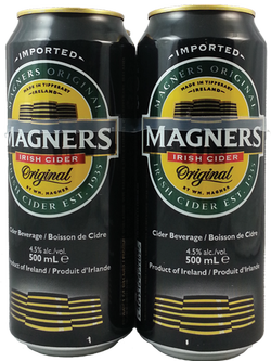 Magners Original Irish Cider 4 x 500ml