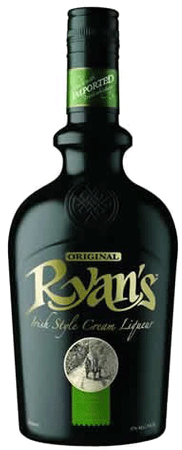Ryan's Irish Style Cream Liqueur 750ml