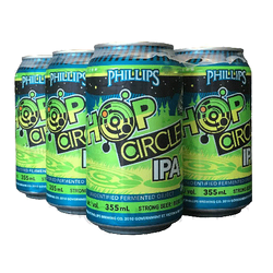 Phillips Brewing Hop Circle IPA 6 x 355ml