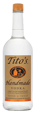 Tito's Handmade Vodka 750 ml