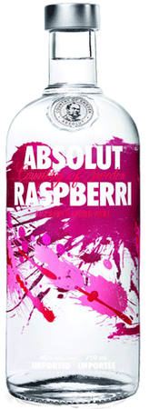 Absolut Raspberry Vodka 750ml