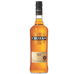 Cruzan 2Yr Old Rum 750ml