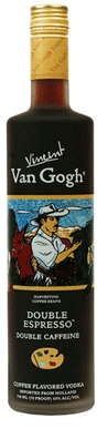 Vincent Van Gogh Double Espresso Vodka 750m