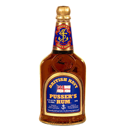 Pusser's Navy Rum 750ml