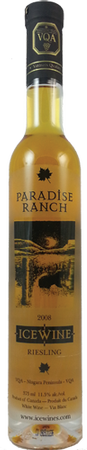 Paradise Ranch Riesling Icewine 375ml