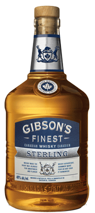 Gibsons Finest Sterling Canadian Whisky 375ml