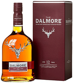 The Dalmore 12yr Old Scotch Whisky 750ml
